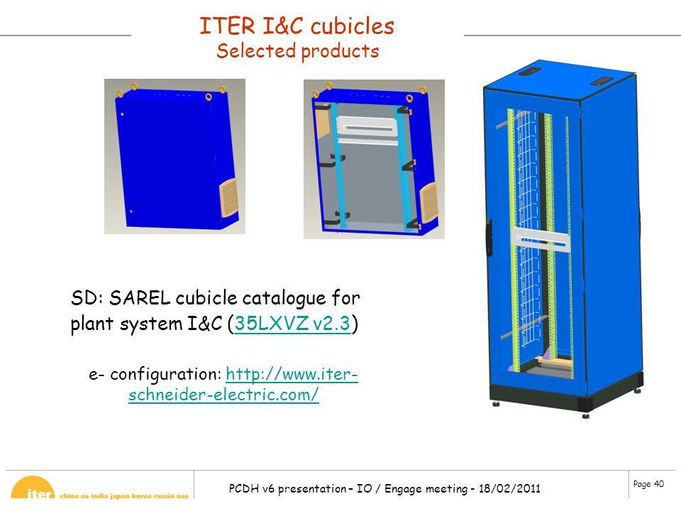 e- configuration: http://www.iter-schneider-electric.com/