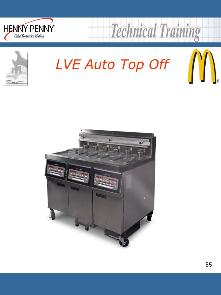 LVE Auto Top Off