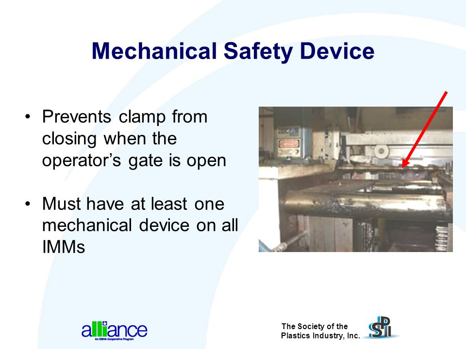Mechanical Safety Device