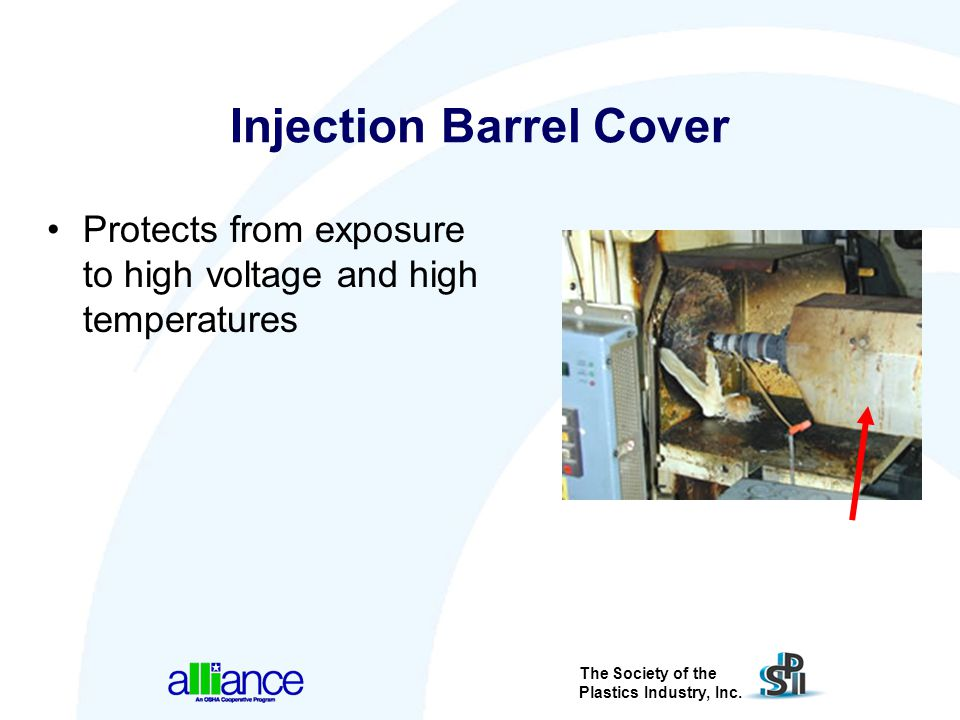 Injection Barrel Cover