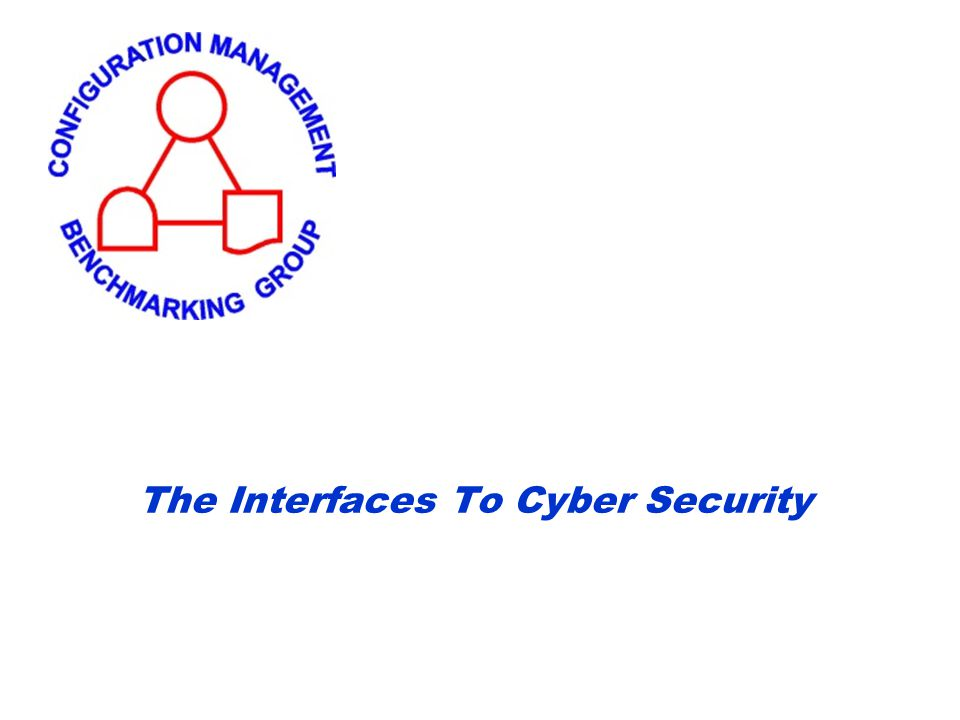 The Interfaces To Cyber Security