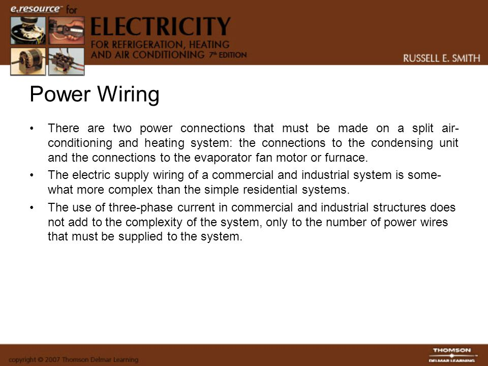 Power Wiring
