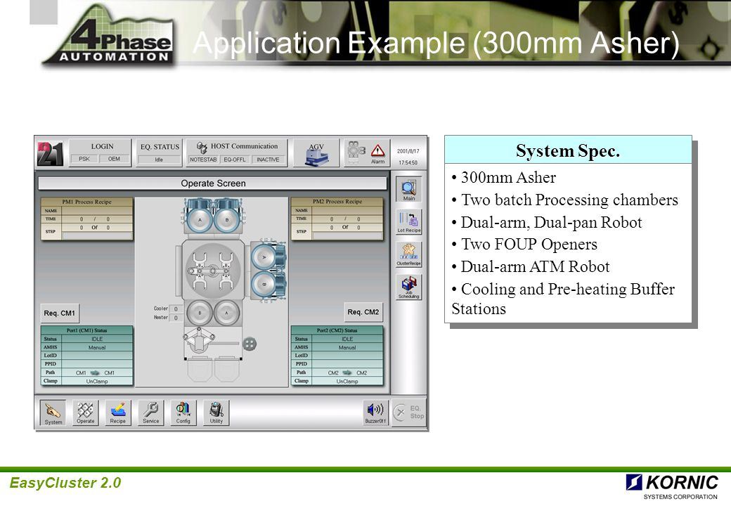 Application Example (300mm Asher)