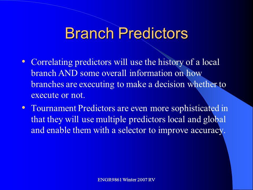 Branch Predictors