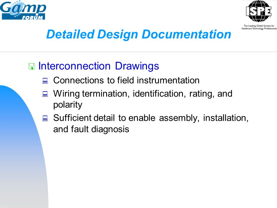 Detailed Design Documentation