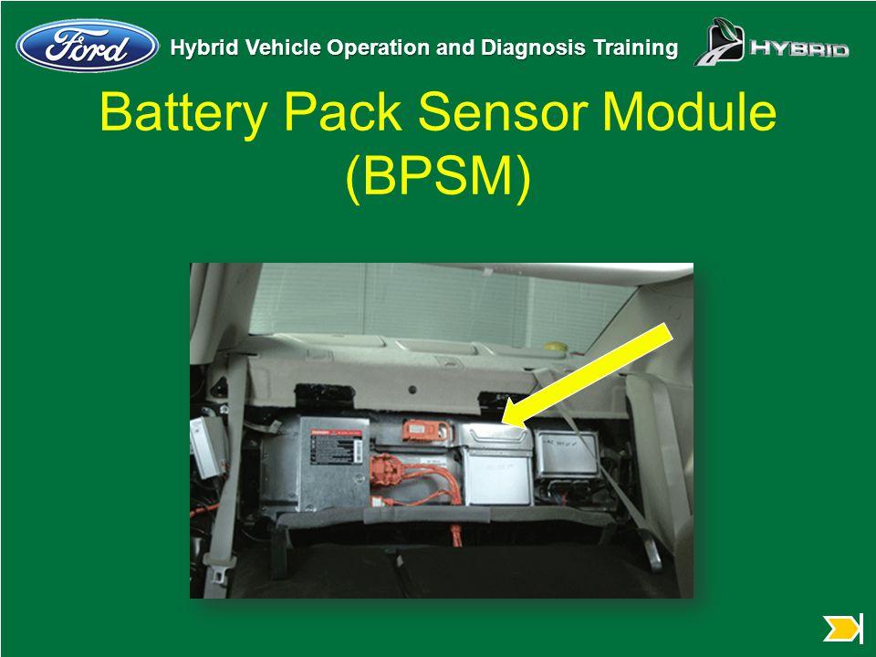 Battery Pack Sensor Module (BPSM)