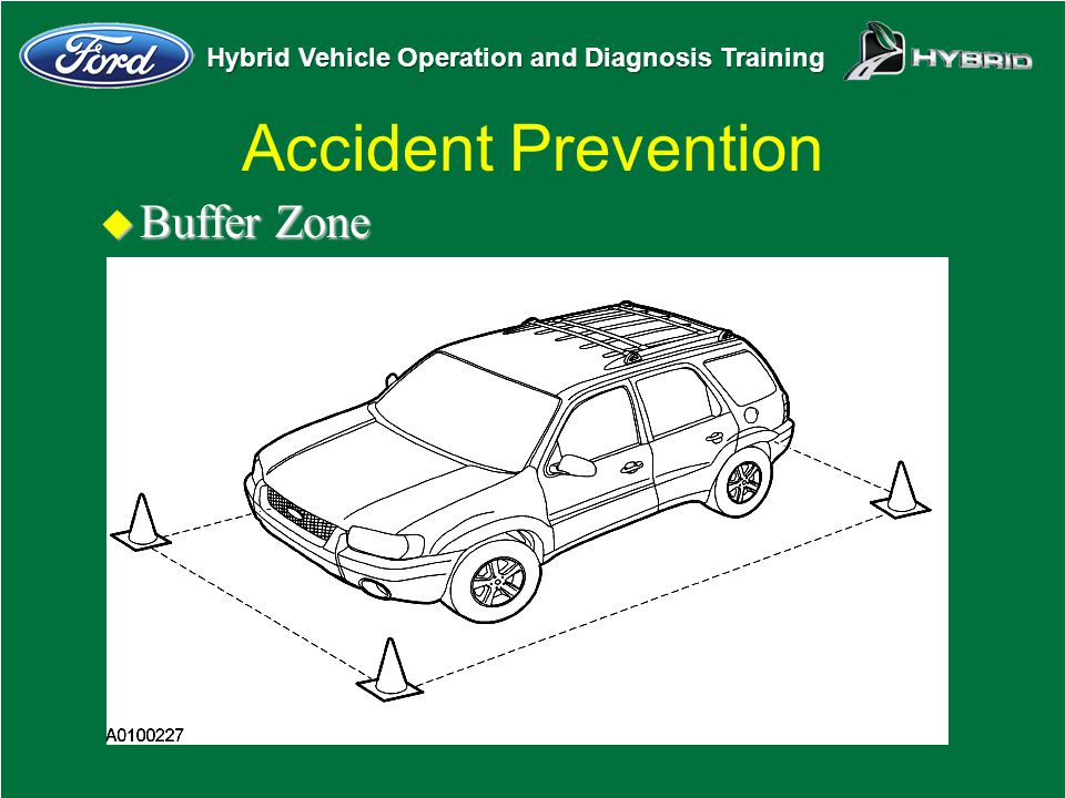 Accident Prevention Buffer Zone