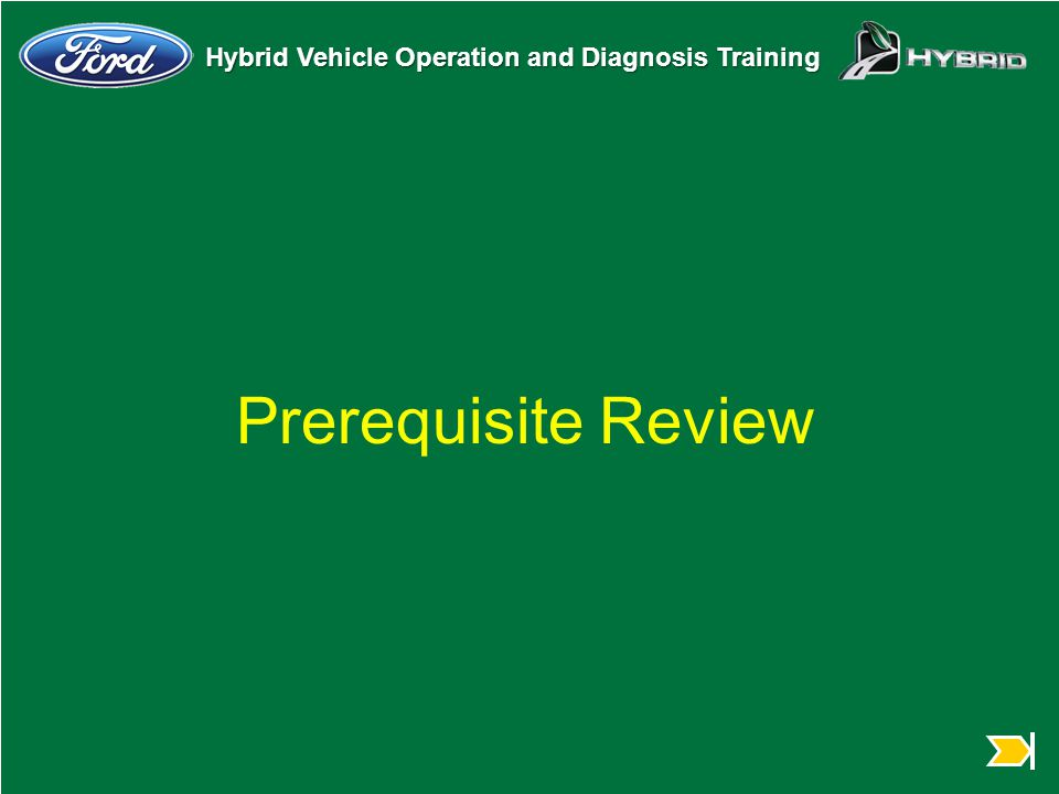 Prerequisite Review Review the answers with the class as a refresher lesson from the previous courses they have taken.