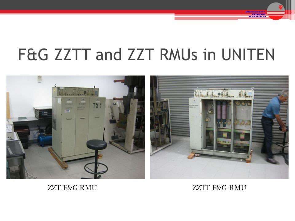 F&G ZZTT and ZZT RMUs in UNITEN