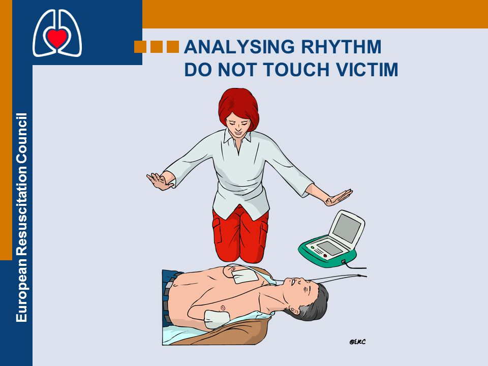 ANALYSING RHYTHM DO NOT TOUCH VICTIM