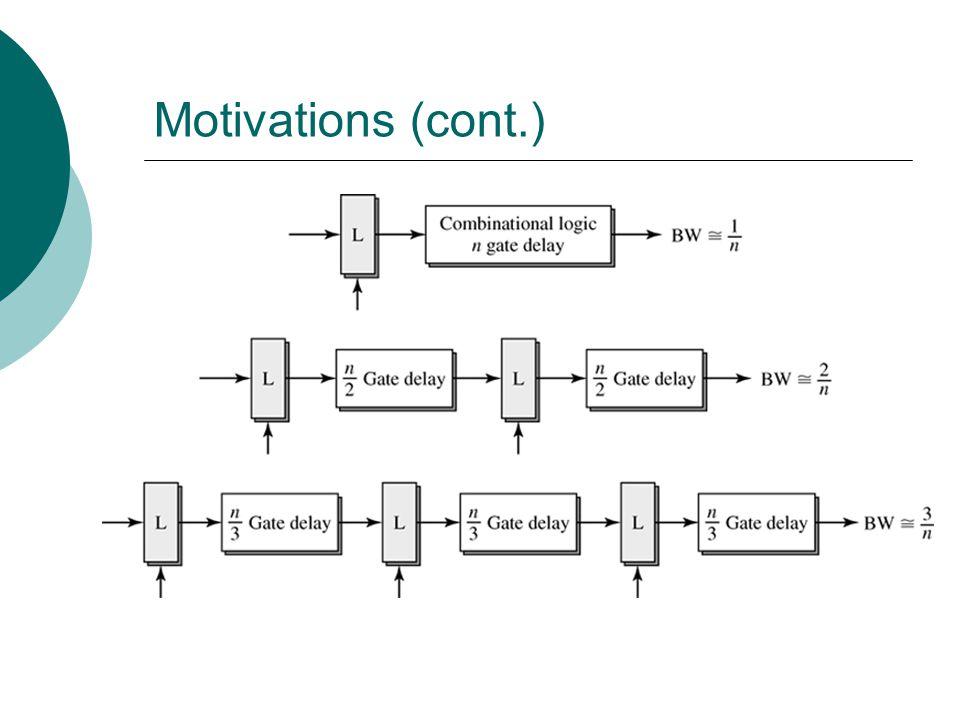 Motivations (cont.)