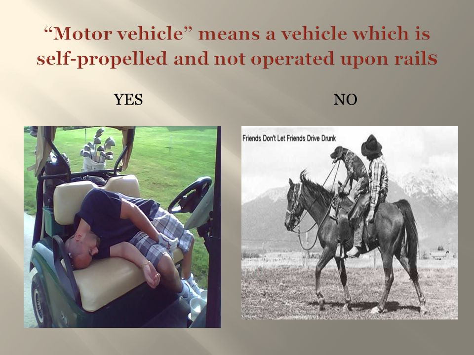 Motor vehicle means a vehicle which is self-propelled and not operated upon rails
