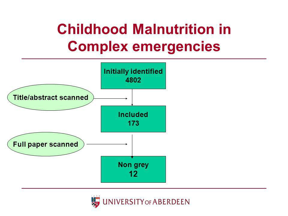 malnutrition in children essay Child malnutrition this research paper child malnutrition and other 63,000+ term papers, college essay examples and free essays are available now on reviewessayscom.