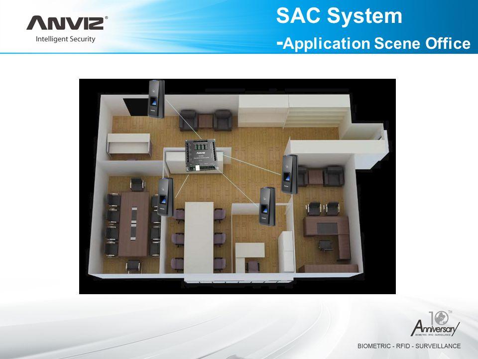 SAC System -Application Scene Office