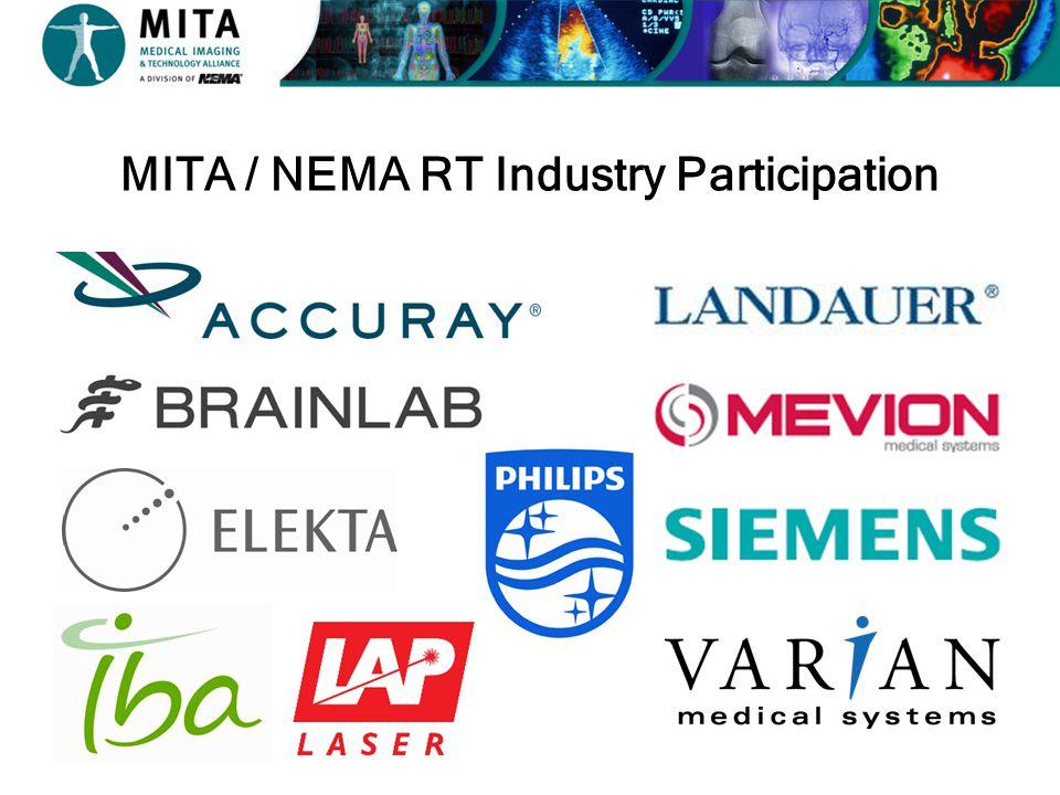 MITA / NEMA RT Industry Participation