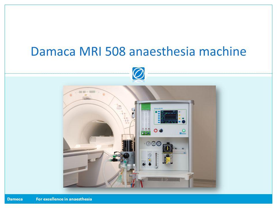 Damaca MRI 508 anaesthesia machine