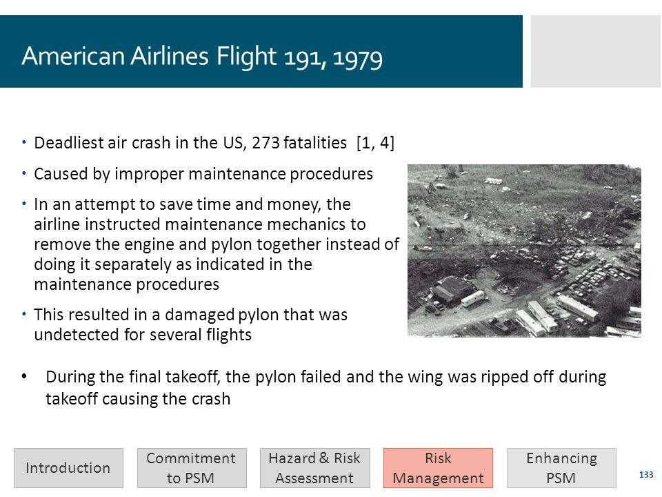American Airlines Flight 191, 1979