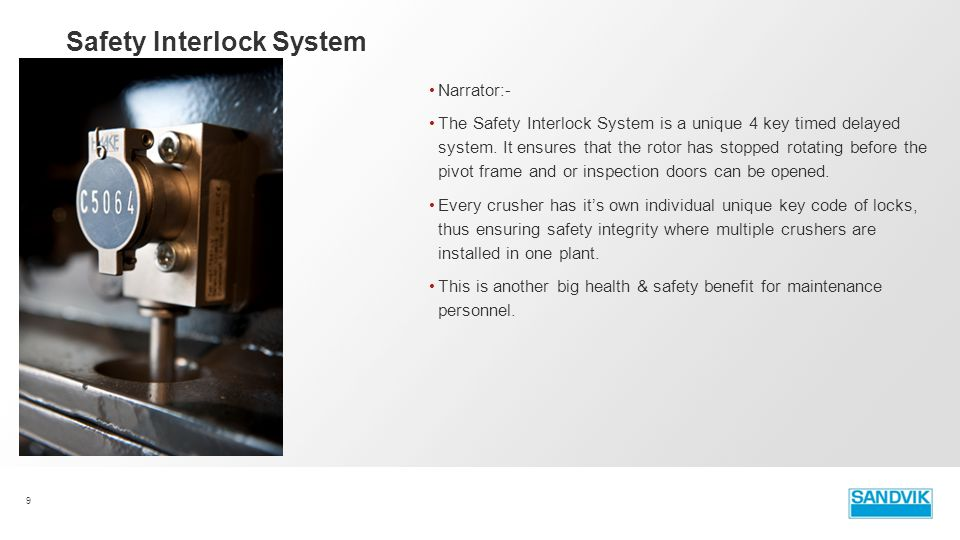Safety Interlock System