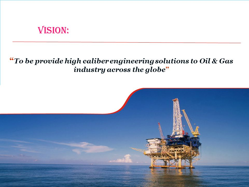 VISION: To be provide high caliber engineering solutions to Oil & Gas industry across the globe www.jbeilsubsea.com.