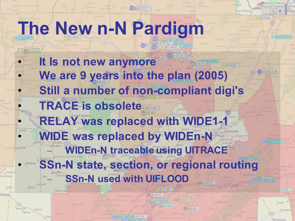 The New n-N Pardigm It Is not new anymore