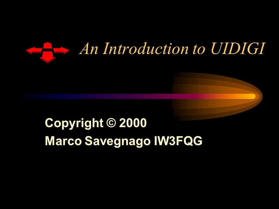 An Introduction to UIDIGI