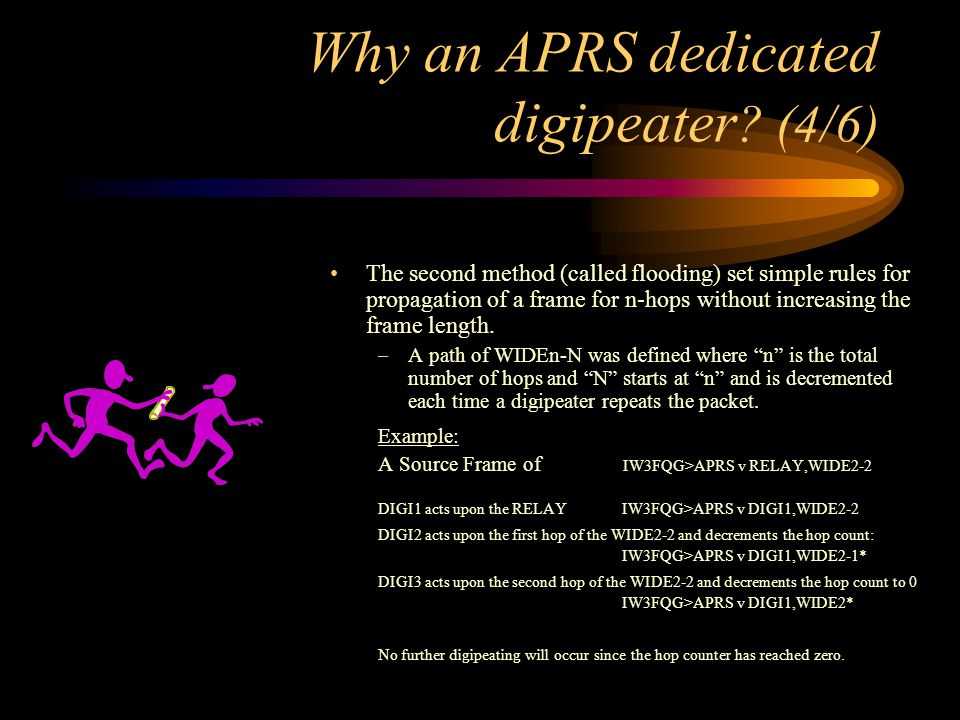 Why an APRS dedicated digipeater (4/6)