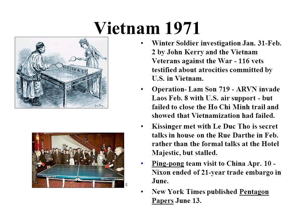 Vietnam 1971