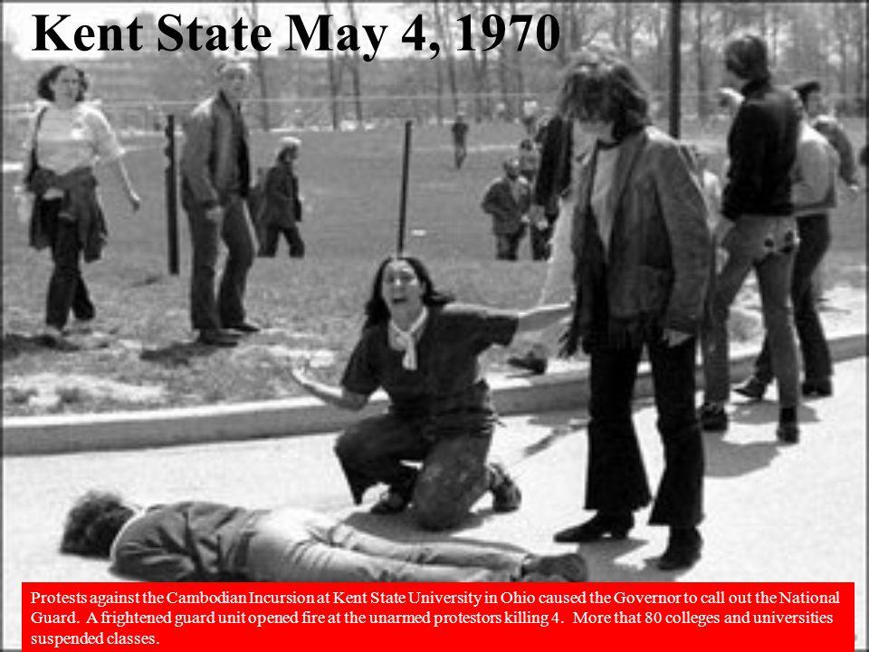 Kent State May 4, 1970