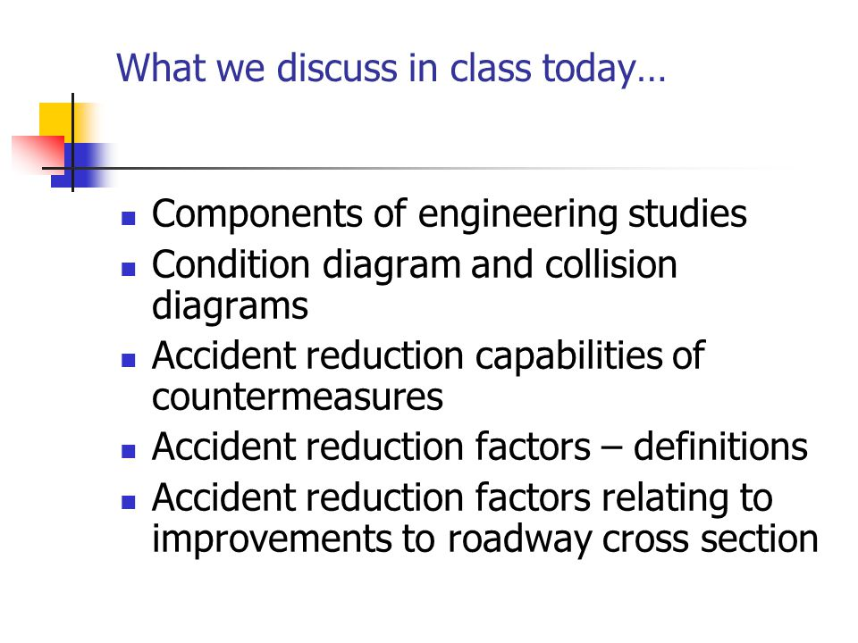 What we discuss in class today…