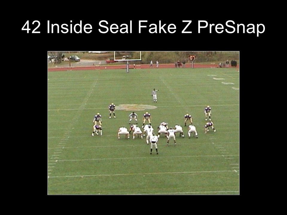 42 Inside Seal Fake Z PreSnap