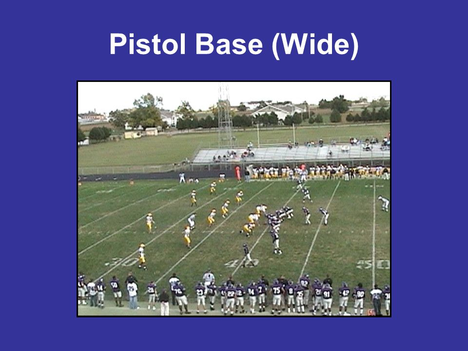 Pistol Base (Wide)