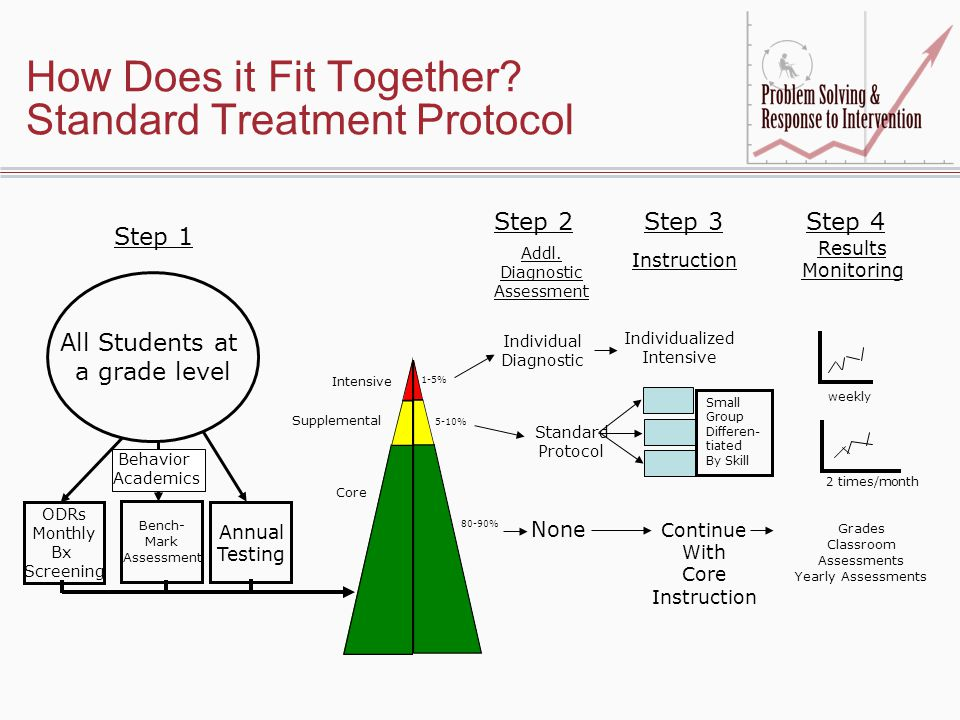 How Does it Fit Together Standard Treatment Protocol