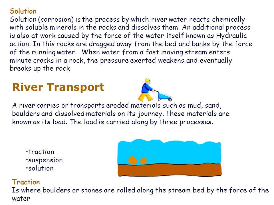 River Transport Solution