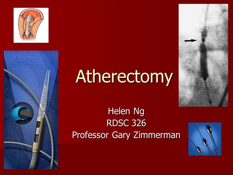 Helen Ng RDSC 326 Professor Gary Zimmerman