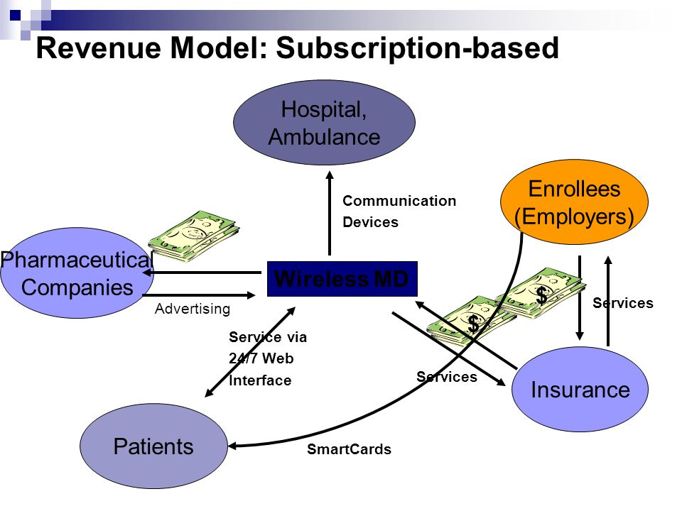 Revenue Model: Subscription-based