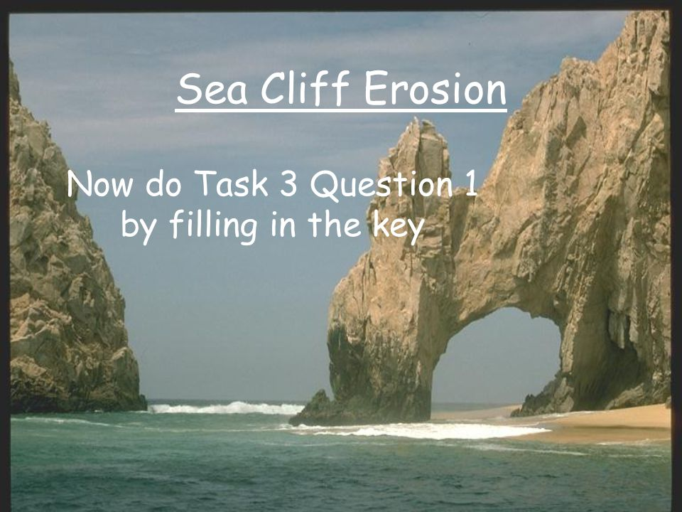 Now do Task 3 Question 1 by filling in the key
