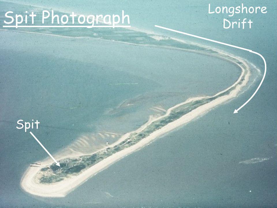 Spit Photograph Longshore Drift Spit