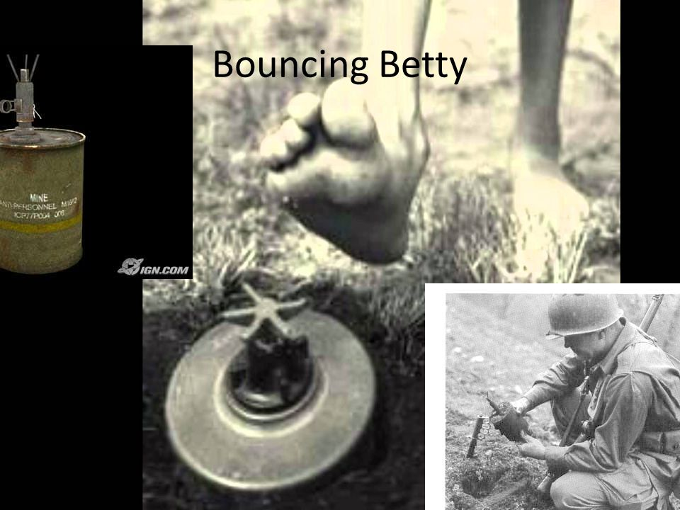 Bouncing Betty