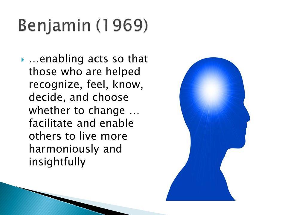 Benjamin (1969)