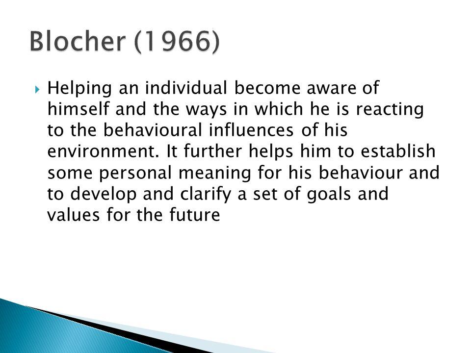 Blocher (1966)