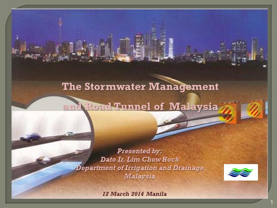 The Stormwater Management