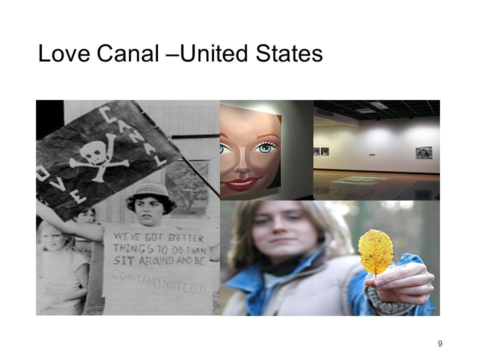Love Canal –United States