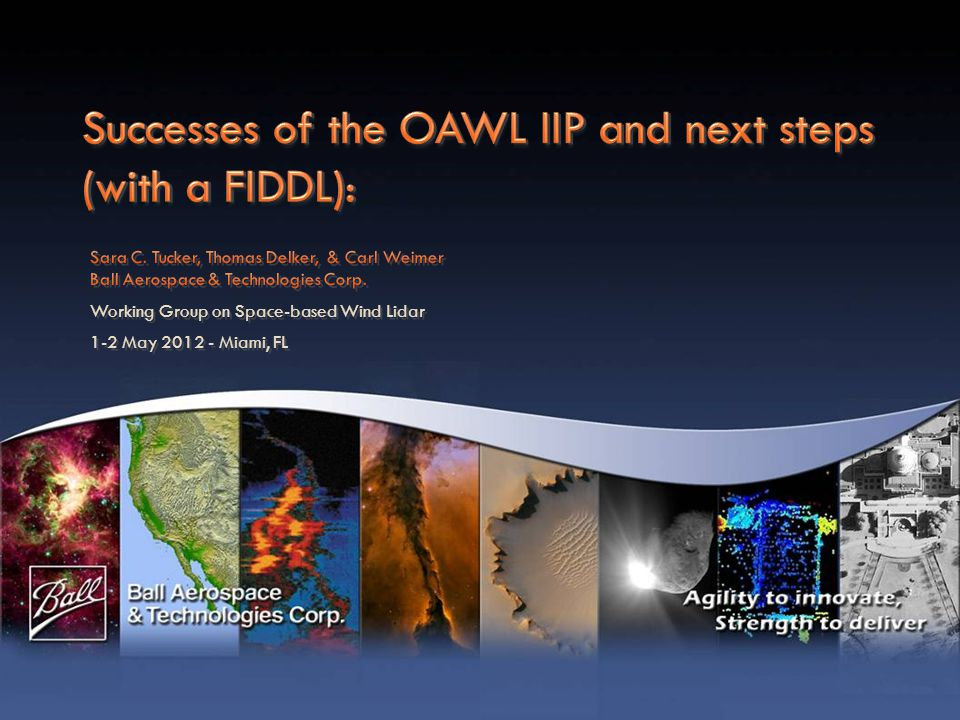 Successes of the OAWL IIP and next steps (with a FIDDL):