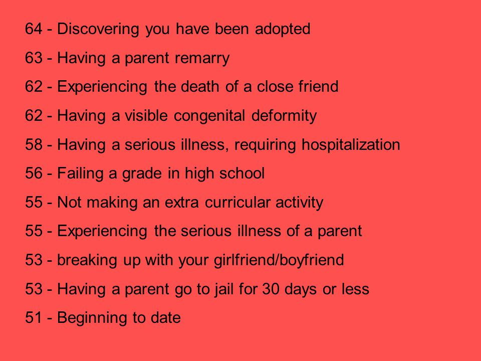 64 - Discovering you have been adopted