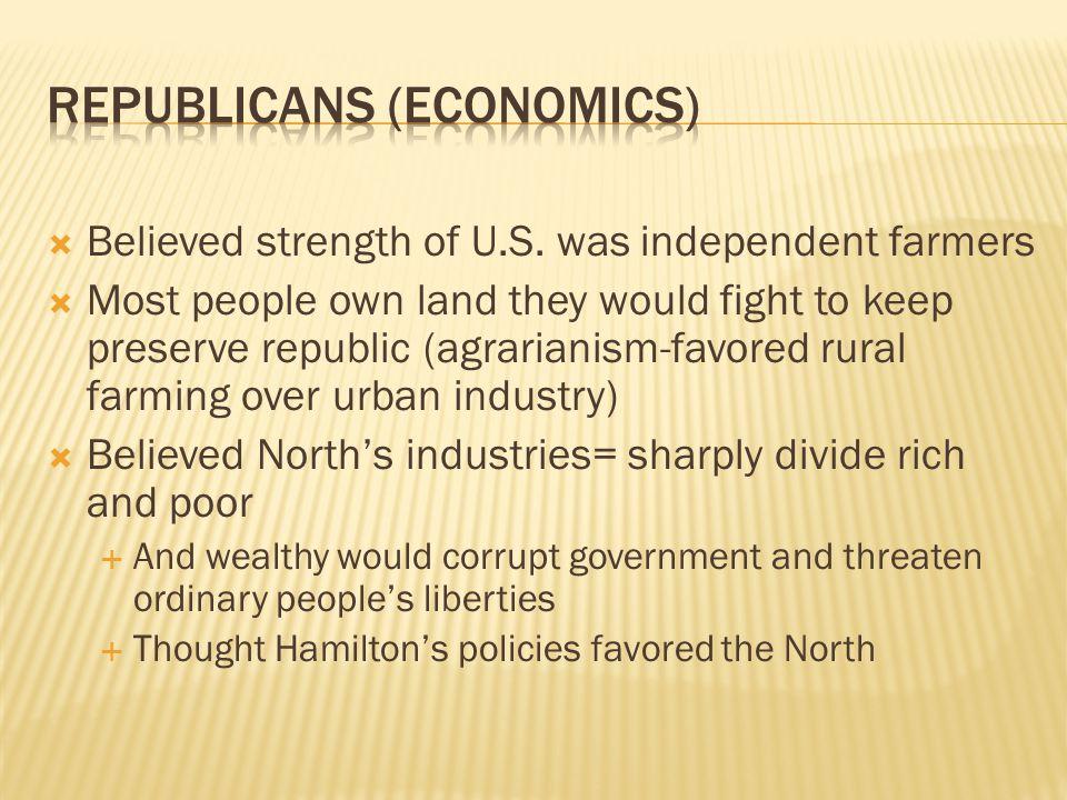 Republicans (Economics)