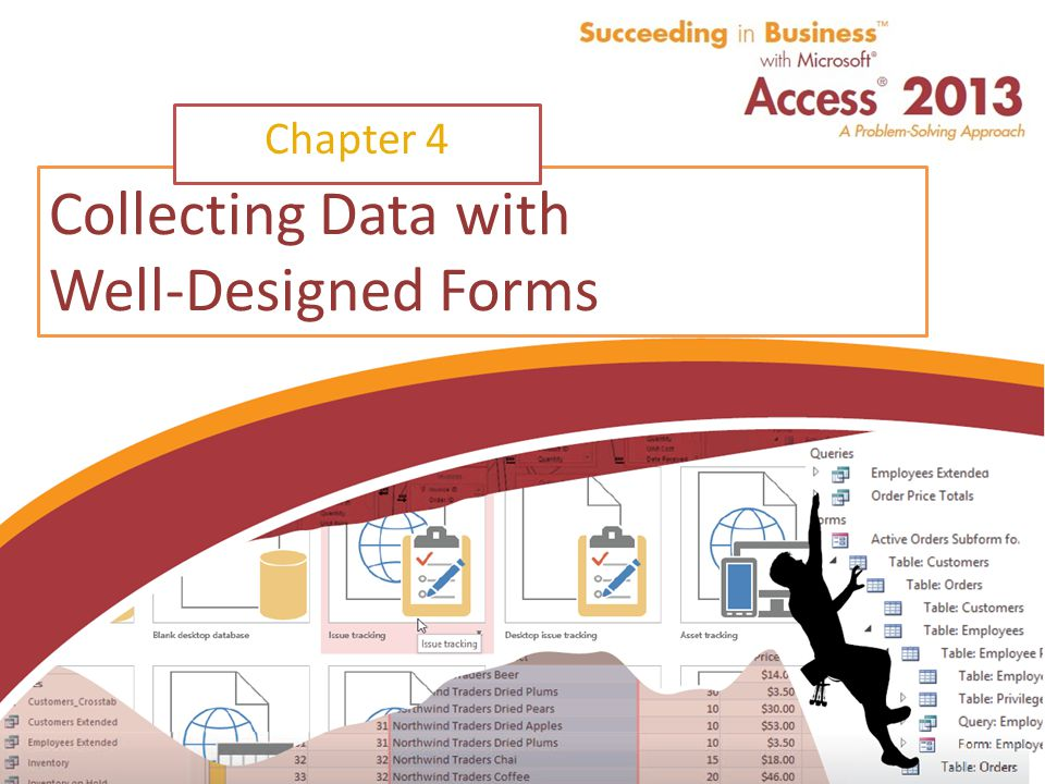 Collecting Data with Well-Designed Forms