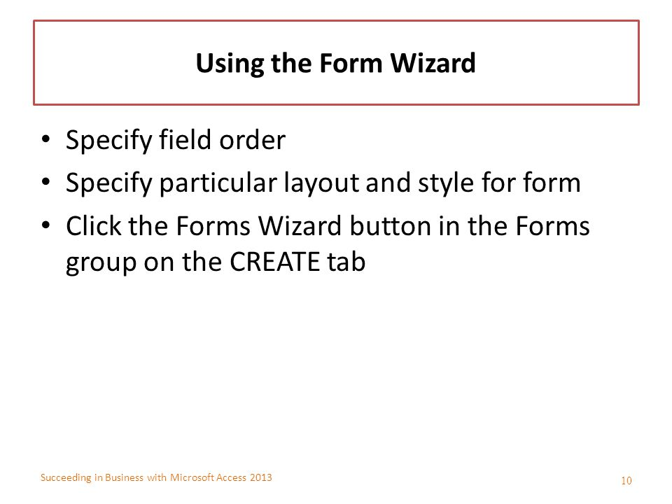 Collecting Data with WellDesigned Forms ppt video online download – Order Form Layout