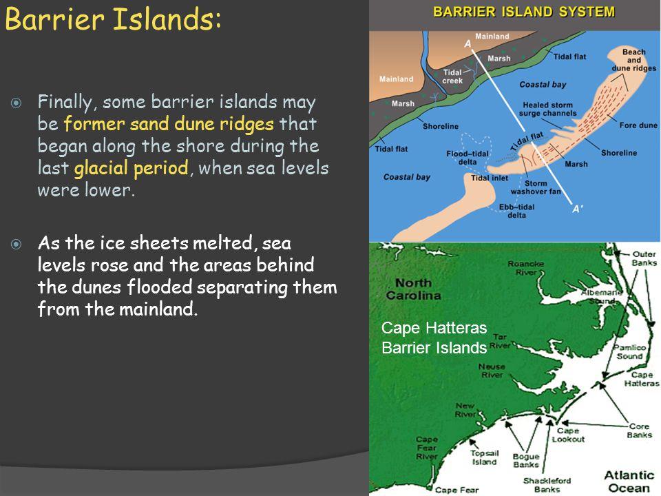 Barrier Islands: