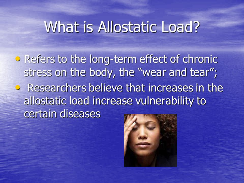 What is Allostatic Load