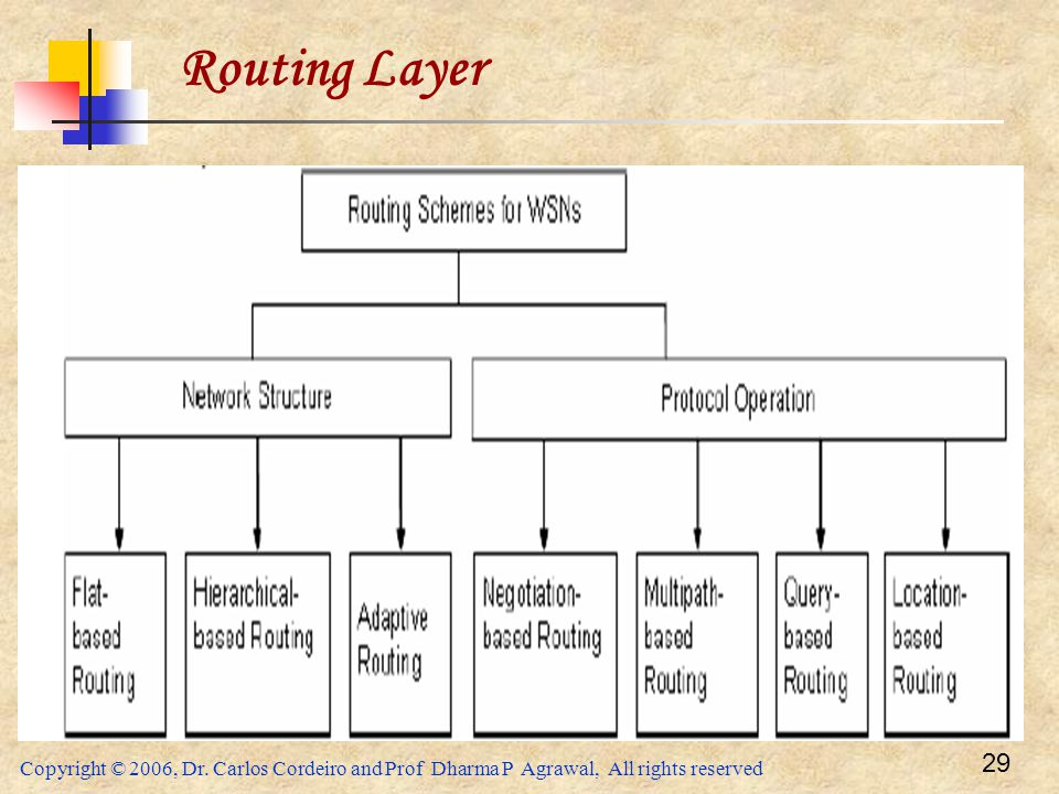 Routing Layer